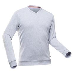 Camisola de caminhada - NH150 - Homem Cinzento claro