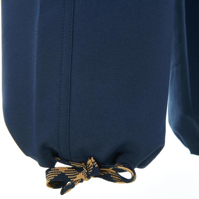 Pantalón de senderismo en la naturaleza mujer NH100 azul marino