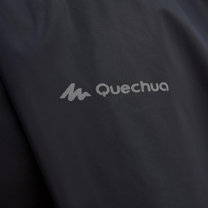Poncho Montaña y Trekking Quechua Arpenaz 10 Litros Niños Azul