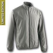 LIMITED EDITION Men Fitness Tracksuit Jacket - Light Grey