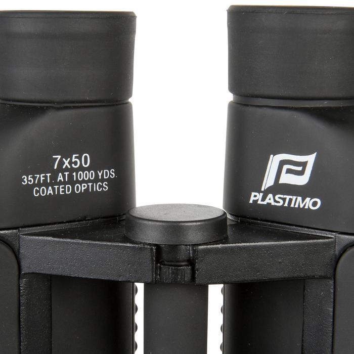 Fernglas 7×50 Autofocus schwarz