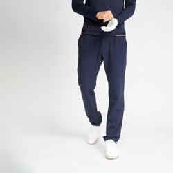 Pantalon de golf hiver homme CW500 bleu marine