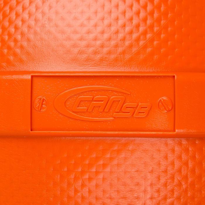 Bouée de mouillage bateau rigide orange - 210462