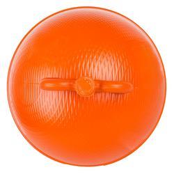 Bouée de mouillage bateau rigide orange