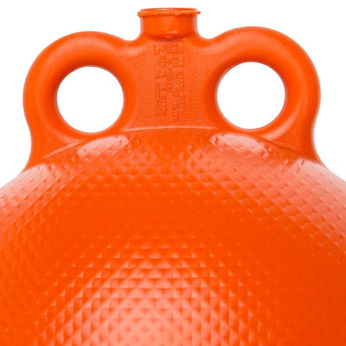 Bouée de mouillage bateau rigide orange - 210470