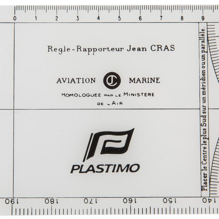 Règle Cras Bateau TOPOPLASTIC - 210494