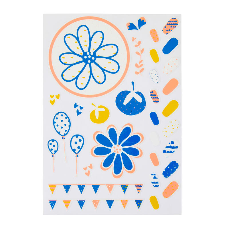 Stickers Oxelo - Flowers