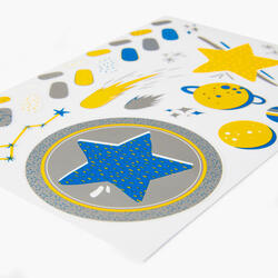 Sticker Aufkleber Oxelo Sterne