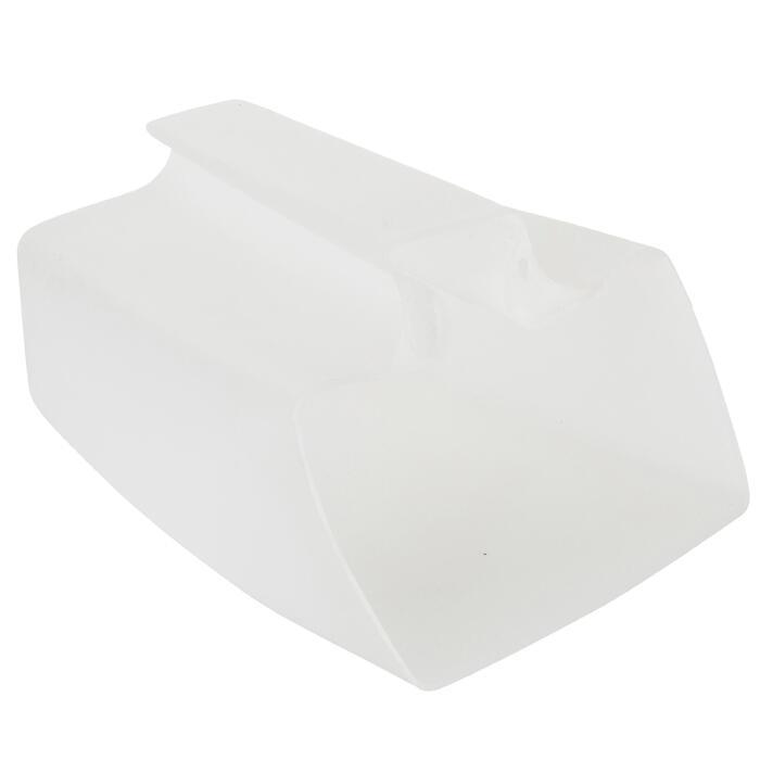 Wasserschöpfer Boot transparent schwimmbar
