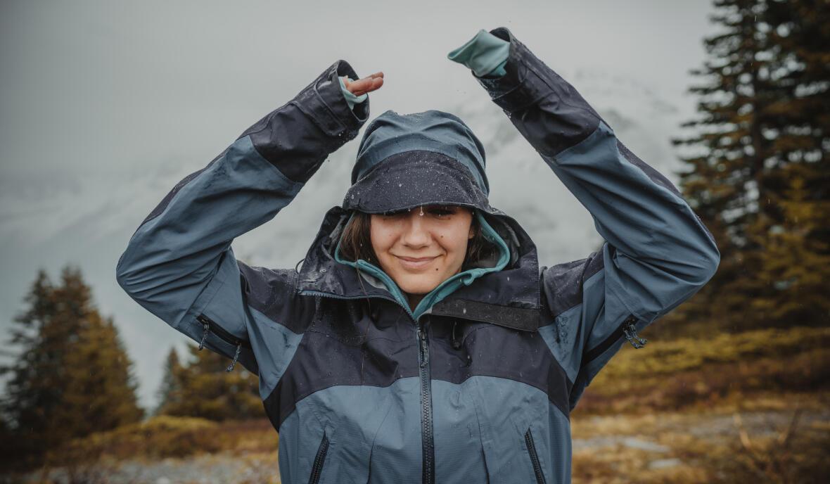 How to choose a hiking jacket?