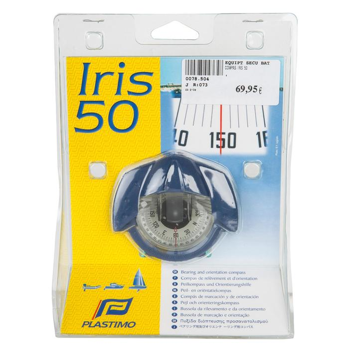 Compas de relèvement Iris 50