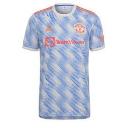Voetbalshirt voor volwassenen Manchester United Away 21/22