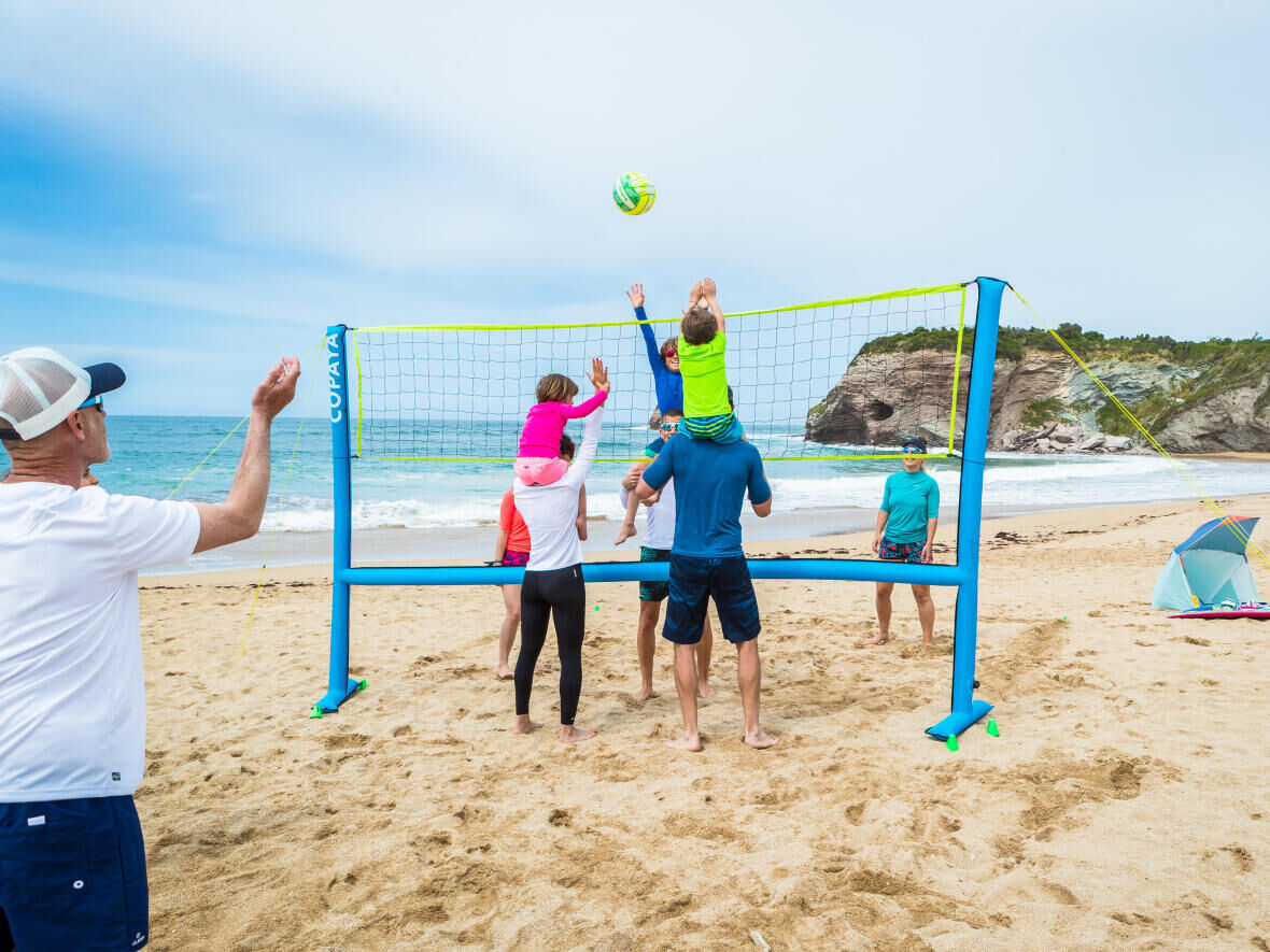 Quelles sont les règles du beach-volley?