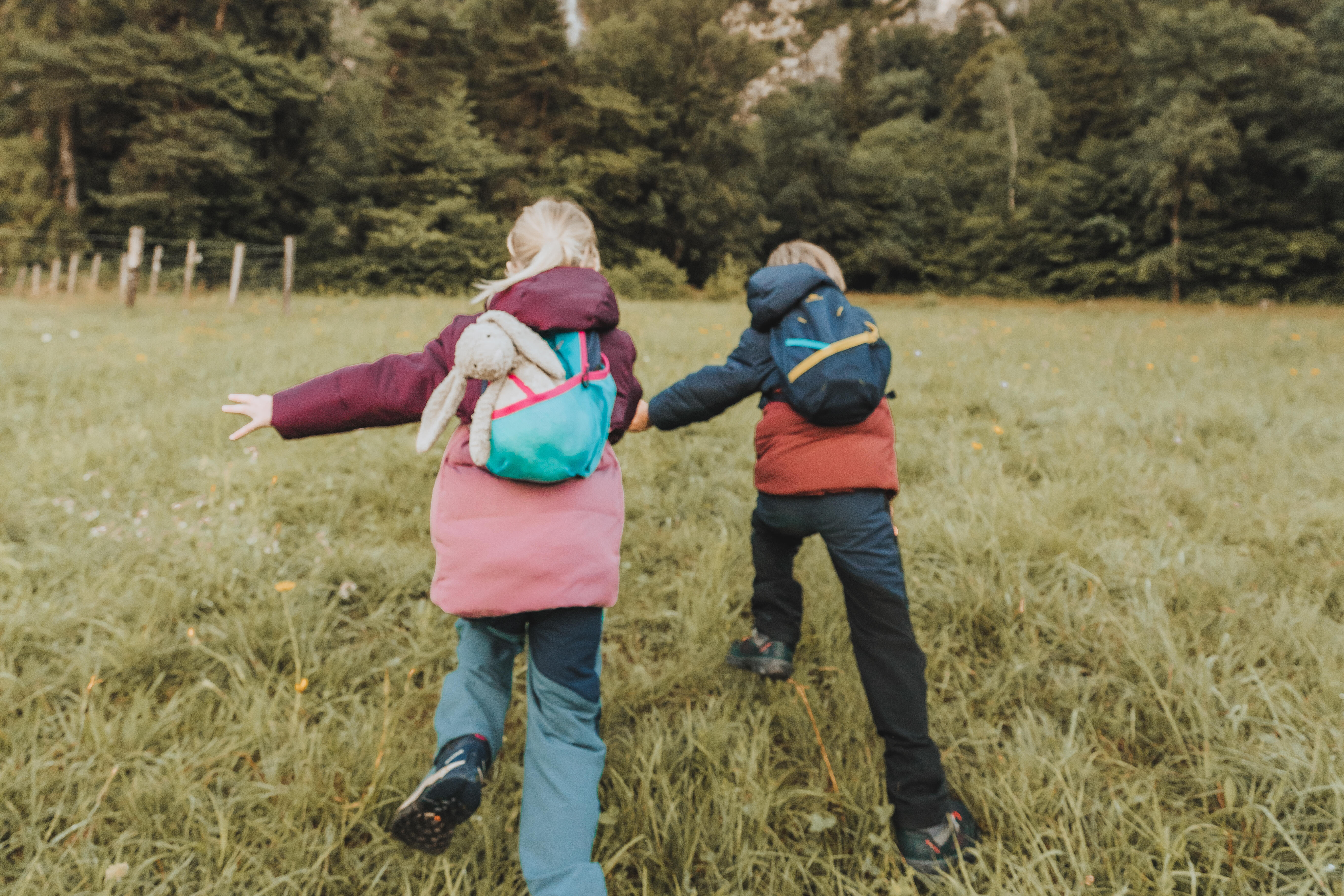 8 ACTIVITIES TO GET YOUR KIDS INTO HIKING