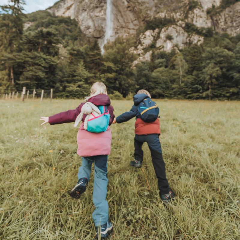 activites pour occuper les enfants en balades, promenades
