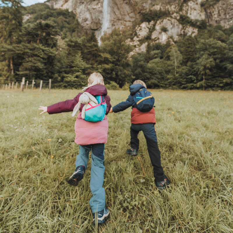 activities to keep your children busy during hikes and walks