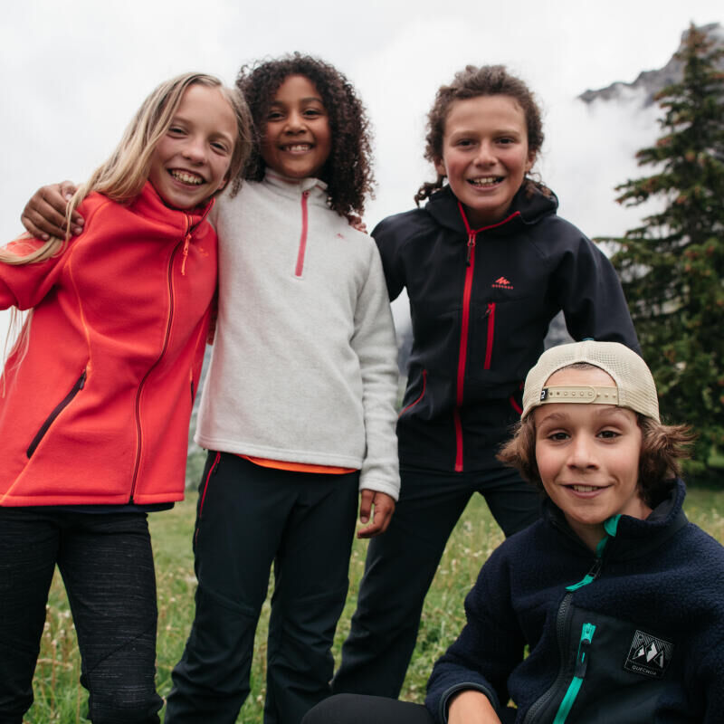 Advice on hiking with children