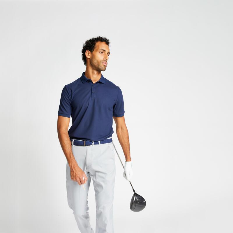 Tricou Polo Light Golf Bleumarin Bărbați