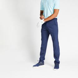 Pantalon de golf homme WW500 bleu marine