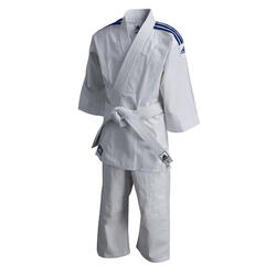Adidas judopak kind meegroeiend J200E