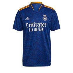 Voetbalshirt voor volwassen Real Madrid Away 21/22
