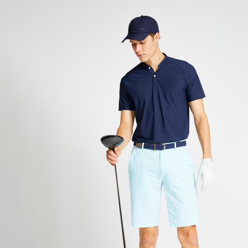 Pánské golfové polo WW900 tmavě modré