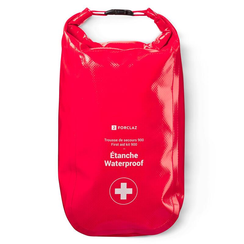 Emergency First Aid Kit 900 watertight - 80 piece