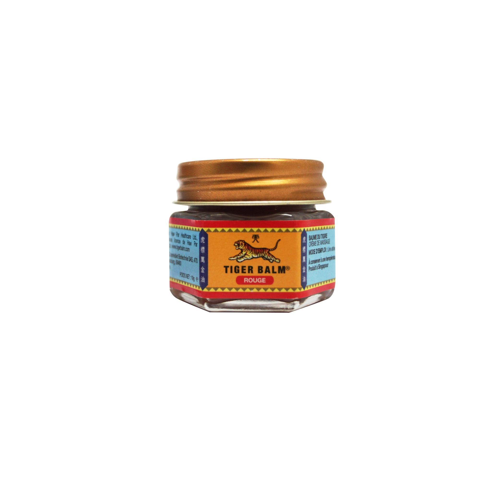 Red Ointment 19g Tiger Balm Decathlon