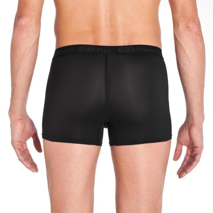 Men's Running Breathable Boxers Prussian Blue - 21094