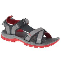 Men's ARPENAZ 100 hiking sandals, grey