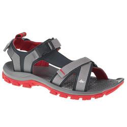 Sandales de randonnée ARPENAZ 100 homme gris