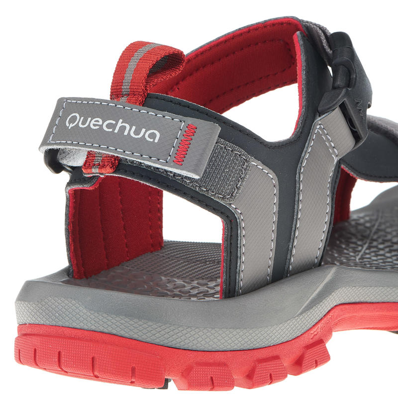Men's Sandals NH110 - Grey & Red