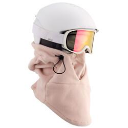 Passamontagna SOVRACASCO sci adulto rosa pallido