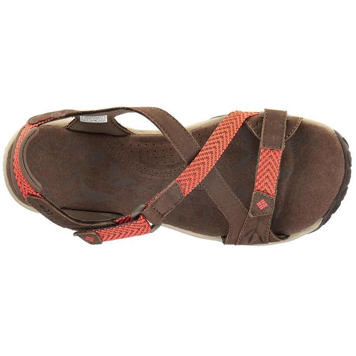 Sandales Randonnée AVO 5 femme marron - 211114
