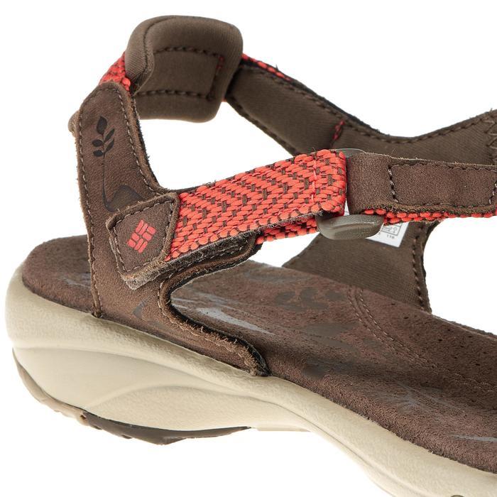 Sandales Randonnée AVO 5 femme marron - 211116