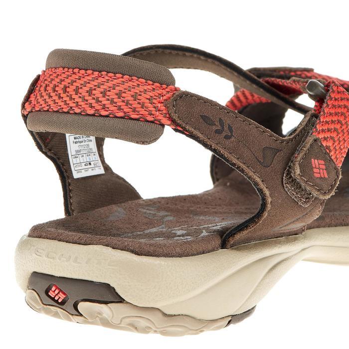 Sandales Randonnée AVO 5 femme marron - 211117