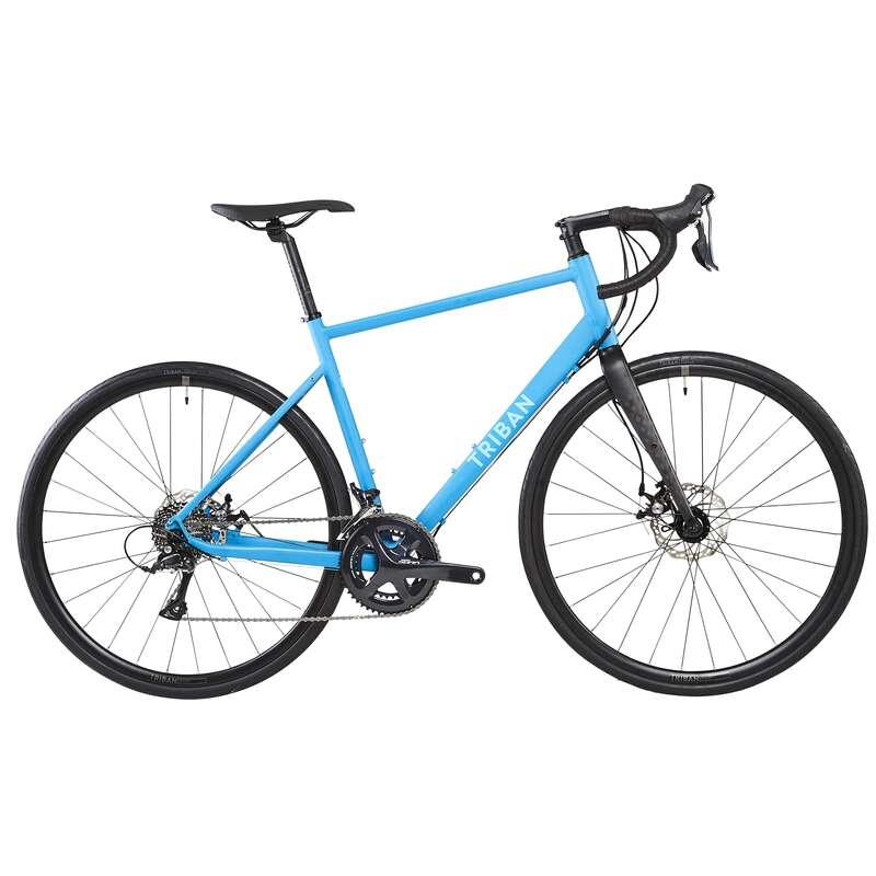 Шоссейные велосипеды CYCLING Велоспорт - ШОСС. ВЕЛОСИПЕД TRIBAN RC500 TRIBAN - Все велосипеды