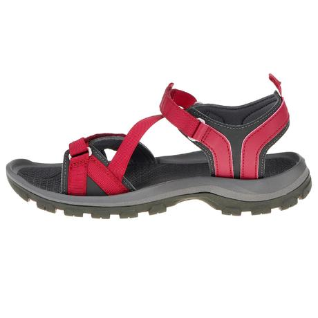 sandalias decathlon mujer