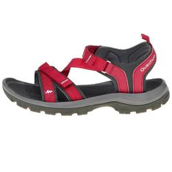 NH110 Women's Country Walking Sandals - Pink
