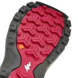 Sandalias de senderismo naturaleza NH110 rosa mujer