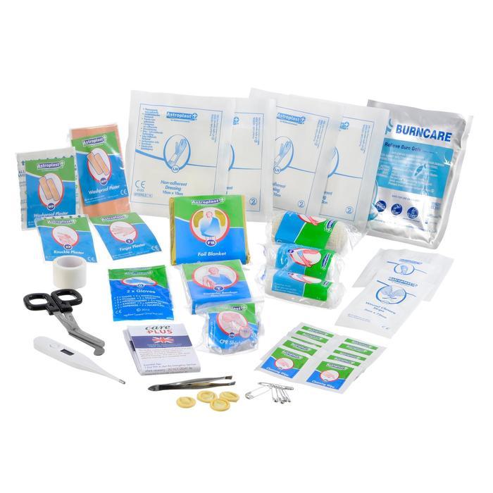 Erste-Hilfe-Set Verbandsmaterial wasserdicht