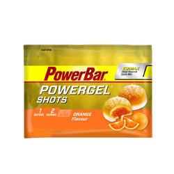 Energiesnoepjes Powergel Shots sinaasappel x9