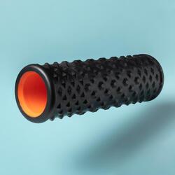 Rullo massaggiante / Foam roller 500 HARD nero