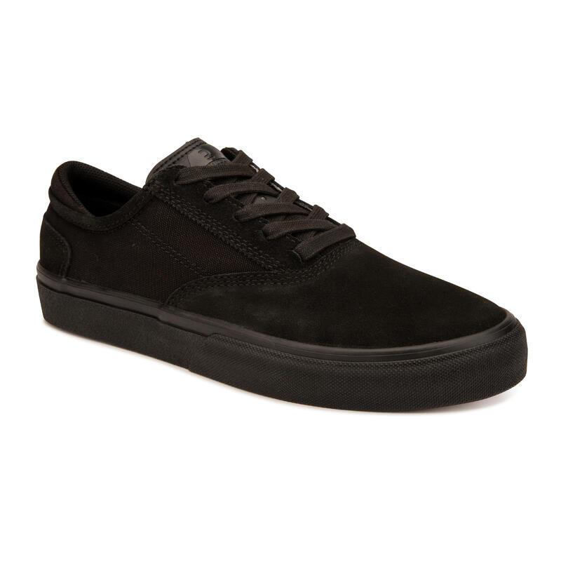 Încălțăminte skateboard VULCA 500 II Negru Adulți