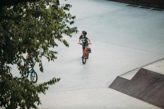 BMX WIPE 320 BLEU