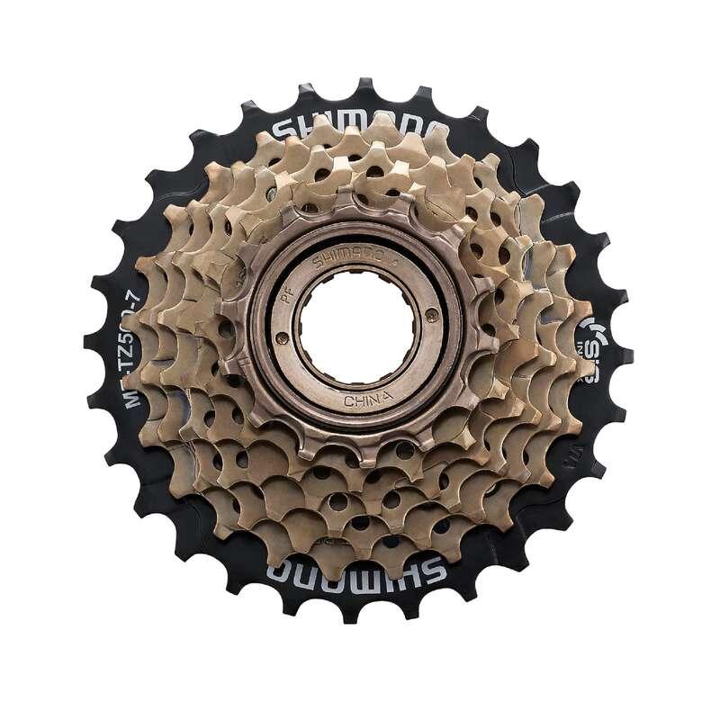 DRIVLINA MTB Verkstad - Cykel - Frikrans 7v 14x28 TZ500 SHIMANO - Verkstad