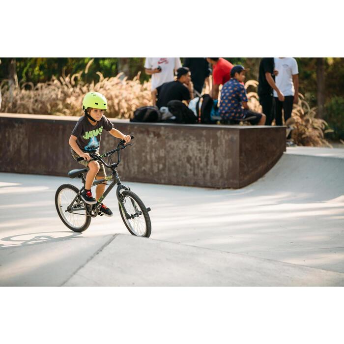Kinder BMX Wipe 300 grijs - 211707