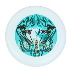 Disque Ultimate en bio plastique illustration surf.