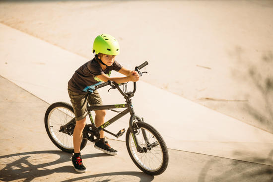 Wipe 300 Bmx Dark Grey Bmx Trick Bikes