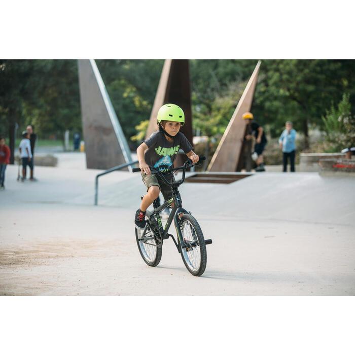 Kinder BMX Wipe 300 grijs - 211722